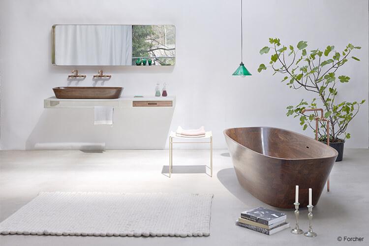 Badezimmer - Schreinerei Forner